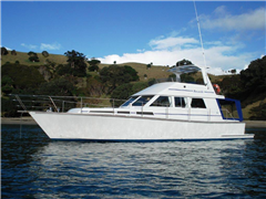 Barcarolle Charter Boat Auckland