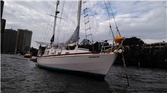 Monohull 1975 Boden 40ft Yacht - BOATS FOR SALE