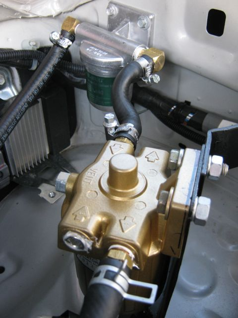 Diesel Clean Fuel Polishing Cleaning And Analysis