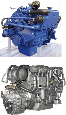 Moon Engines Ltd - Marine Engine and Transmission Specialists