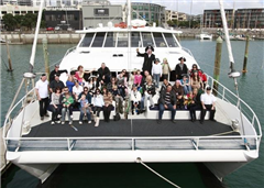 124 GUESTS NZ SURVEYED FOR – POPULAR CHARTER BOAT – 72FT – ALLOY CHARTER BOAT FOR SALE – FORWARD BOOKINGS.