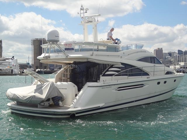 ray star - 59ft 2004 fairline squadron 58 - boats for sale
