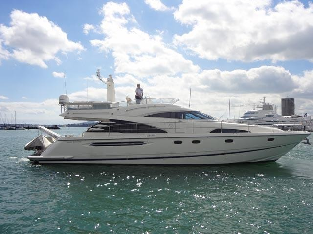 Ray star 59ft 2004 fairline squadron 58 boats for sale for Outboard motors for sale nz